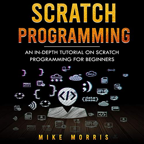 『Scratch Programming』のカバーアート
