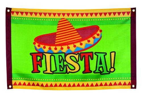 Boland BOL54405 Flagge Fiesta, 90 x 60 cm