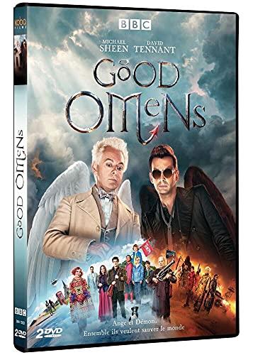 Coffret Good Omens, 6 épisodes