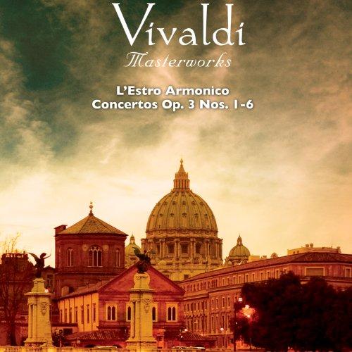 Concerto No. 3 in G Major, Op. 3, RV 310, for Violin, Strings & b.c.: III. Allegro