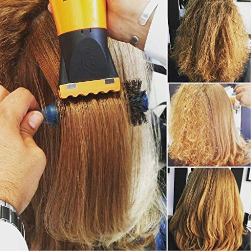 Hair Dryer Nozzle Ceramic Attachment for your Blow Dryer, for Women, create Smooth, Shiny, Frizz free Hair, Save Time, get Results of Hair Straightener or Curling Iron by The Power Styler