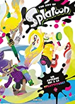 The Art of Splatoon de Hirokazu Hamamura