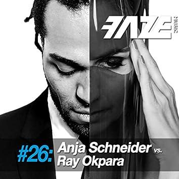 Faze #26: Anja Schneider vs. Ray Okpara