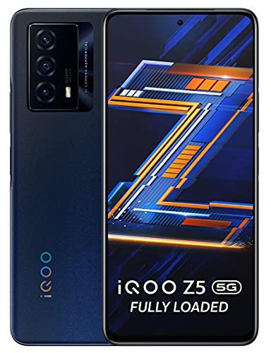 iQOO Z5 5G (Mystic Space, 12GB RAM, 256GB Storage)