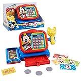 JP Mickey & Minnie- Caja registradora de Mickey Mouse Funhouse, Multicolor, H W 26.5cm x D 15.5cm (Flair Leisure Products 38681)