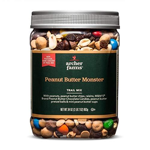 Peanut Butter Monster Trail Mix -fresh quality- NEW ARRIVAL - 34oz - Kosher