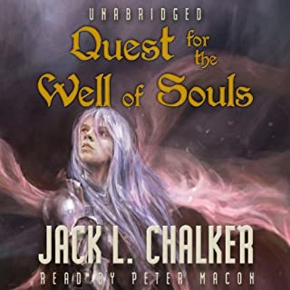 Quest for the Well of Souls audiobook cover art