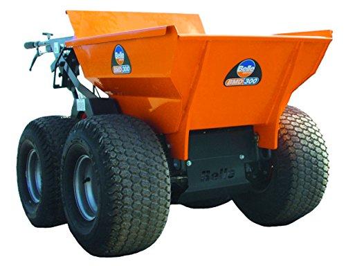 Preisvergleich Produktbild BELLE BMD300 Minitransporter Motorschubkarre mit Rasenreifen ***NEU***