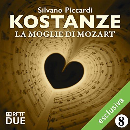 Konstanze - la moglie di Mozart 8  Audiolibri