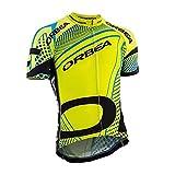 Camiseta Ciclismo Hombre Maillot Ciclismo para Verano Deportes al Aire Libre Ciclo Bicicleta