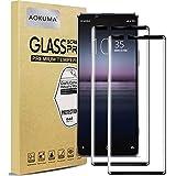AOKUMA Sony Xperia 1 II Tempered Glass Screen Protector,