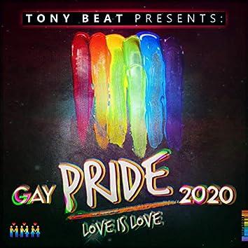 Tony Beat Presents Gay Pride 2020