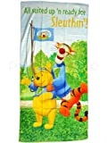 Winnie the Pooh Handtuch Sleuthin