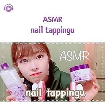 ASMR - nail tappingu
