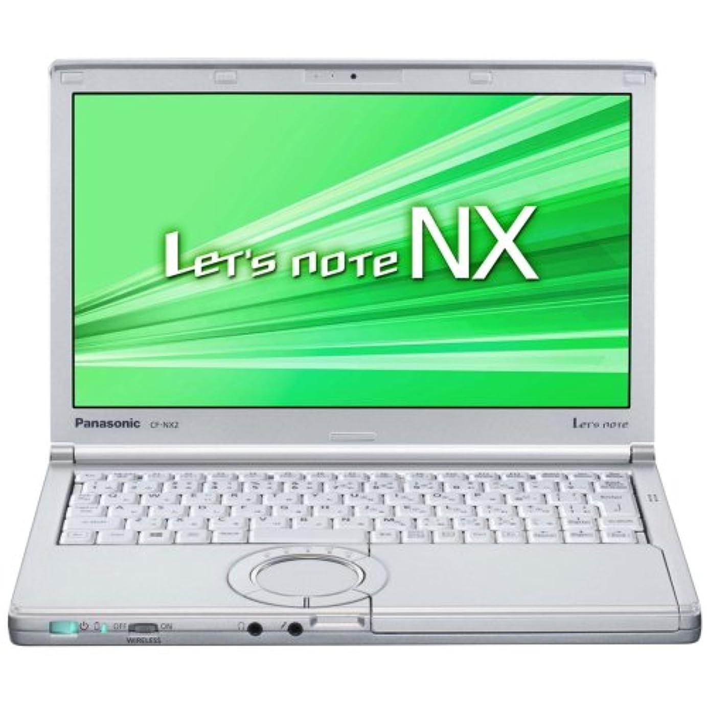 ランチョン見かけ上ブルーベルパナソニック Let`s note CF-NX2ADHCS Windows7 Pro 32bit  Corei5 4GB 250GB 無線LAN IEEE802.11a/b/g/n Bluetooth 56kモデム 12.1型ワイド液晶ノートパソコン 光学ドライブ非搭載 Lバッテリー搭載で長持ち最大18時間 4年保証