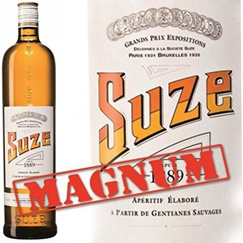 Suze original französischer Aperitif 1,5 Liter Magnum Flasche 15 % Vol.