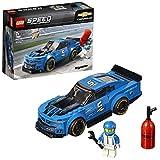 LEGO Speed Champions La voiture de course Chevrolet Camaro ZL1, Jeu 7 Ans et Plus, 198 Pièces  75891