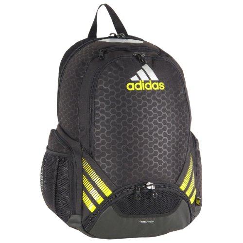 adidas Mochila Team Speed, Unisex adulto, Team Speed Backpack, Helix Print Emboss/Vivid Yellow, Talla única