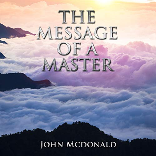 The Message of a Master audiobook cover art