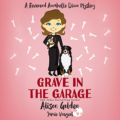 Grave in the Garage audiobook cover art