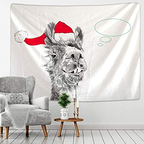 binghongcha Tapiz Tapices De Navidad En 3D Estera Toalla De Playa Manta, Sábana De Playa De Picnic, Boho, Colgante De Pared Decorativo A391 180(H) X200(An) Cm