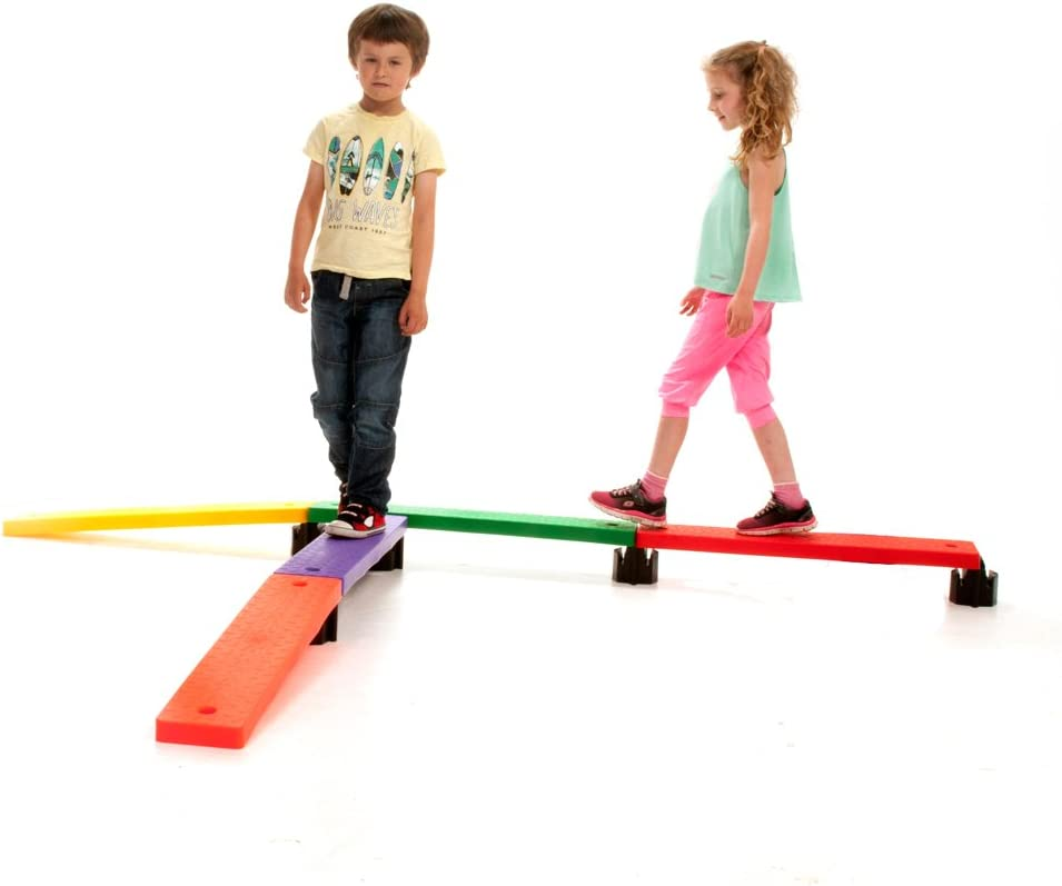 First-Play Manufacturer regenerated product Balance Board Very popular Set Multi-Colour