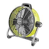 RYOBI R18F5-0 18 V Akku-Boden-Ventilator ohne Akku & Ladegerät | ideal zum Lüften und Trocknen