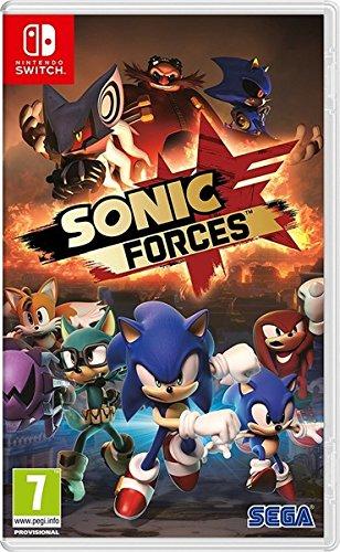 Sonic Forces (Nintendo Switch) UK Import