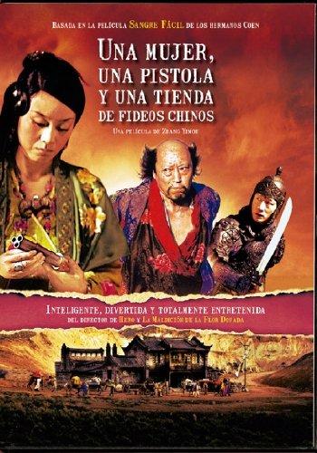 Una Mujer, una Pistola y una Tienda de Fideos Chinos (A Woman, A Gun And A Nuddle Shop)(2009)