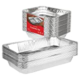Stock Your Home Chafing Pan Set - 21 x 13...