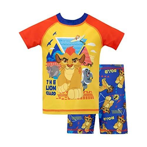 Disney Set da bagno The Lion Guard per Ragazzi {Multicolore 3-4 anni}