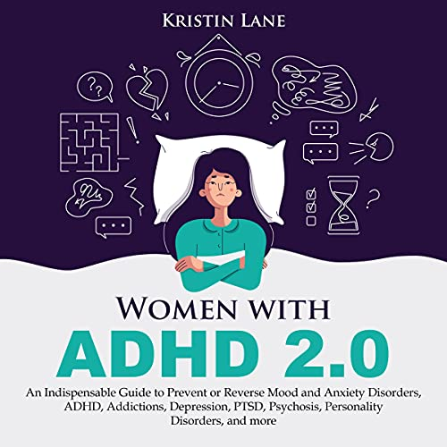 Women with ADHD 2.0 cover art