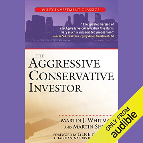 The Aggressive Conservative Investor Titelbild
