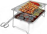 migliori accessori barbecue acciaio