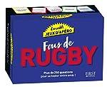 Les petits jeux d'apéro - Fous de rugby de Jean TIFFON