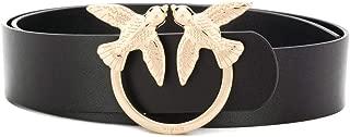 Luxury Fashion | Pinko Womens 1P21R9Y5FFZ99 Black Belt |