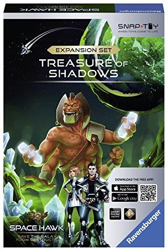 Ravensburger Treasure of Shadows Space Hawk Expansion Set