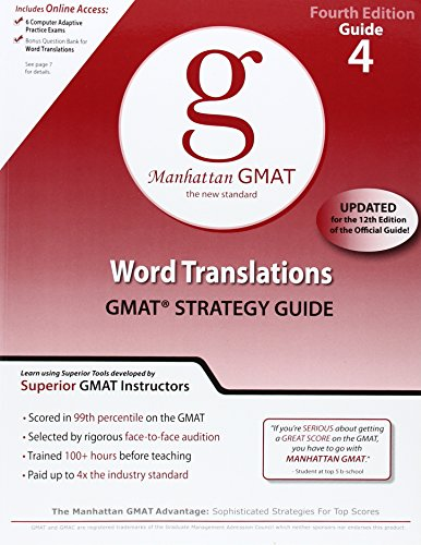 Word Translations 4th Edition