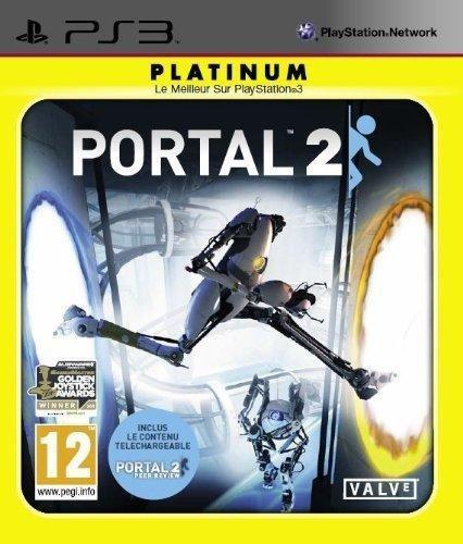 Portal 2 Platinium Ps3 [Französisch Import] (Deutsch-Spiel)