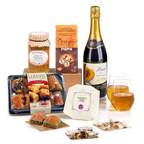 Hay Hampers Baklawa, Nuts and Fruity Treats - Halal Hamper Gift for Eid al Adha