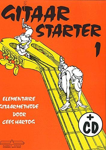 Gitaar Starter deel 1 - Gitaar - BOEK+CD