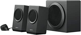 Logitech Multimedia Bluetooth Speaker System Z337, Black