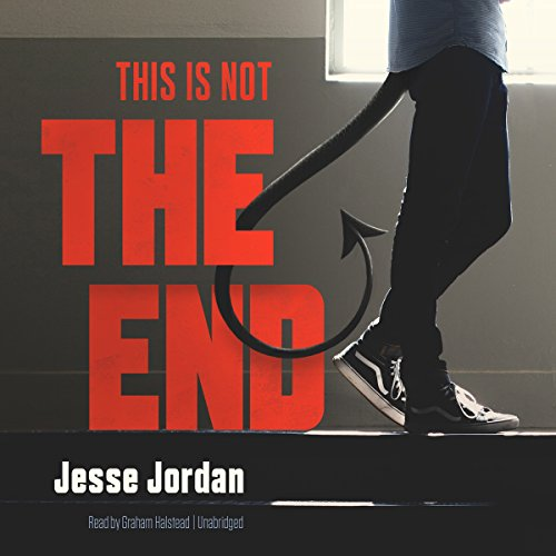 This Is Not the End audiobook cover art