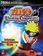 Naruto - Uzumaki Chronicles: Prima Official Game Guide de Prima Games