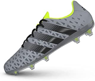 adidas Performance Boys Kids ACE 16.1 FG J Football Boots - Silver