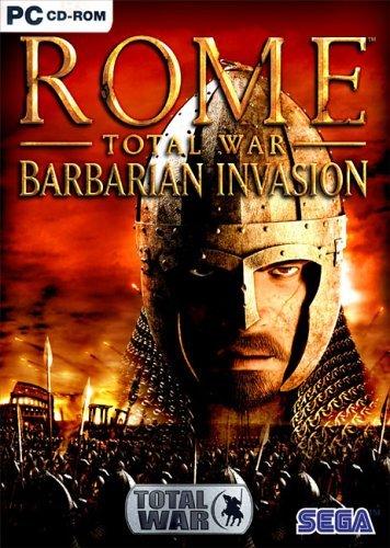 Rome: Total War - Barbarian Invasion Expansion Pack (PC CD) by SEGA