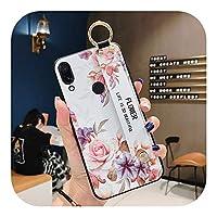 Zwppg iPhone 11 Pro XS Max X XR 8 76プラスレトロフラワーフローラルジオメトリックレーメンリストバンドホルダーバックカバー用レトロTPU電話ケース-T17-For iphone 11