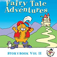Vol. 2-Fairy Tale Adventures: Story Book