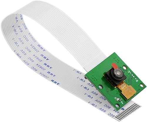 for Raspberry Pi 4 Camera Module, KEYESTUDIO 1080p with OV5647 Sensor Video Camera Module for Raspberry Pi 4 Module B...