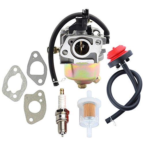 170S HUAYI Carburetor Carburetor Primer Bulb for MTD Troy Bilt Snow Blower 951-14026A 951-14027A 951-10638A 751-14026A 751-10638A Carb